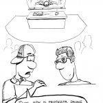 Professor Drone comic