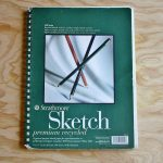 Sketchbook - Top view