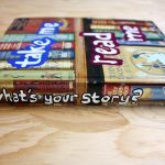 What's Your Story? - Side View