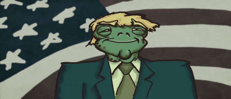 Mr. Trump--I mean, Toad.